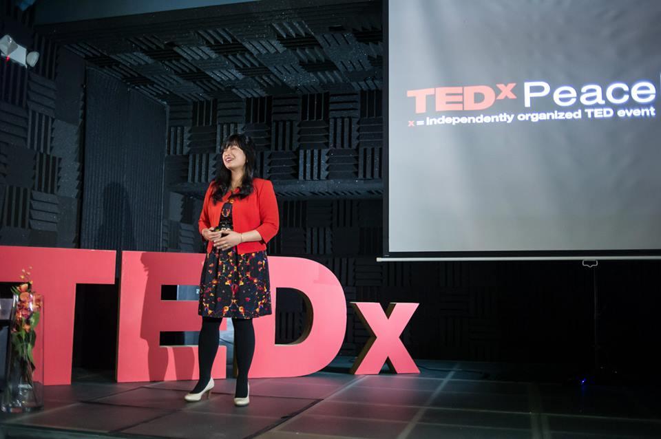TEDxPeacePlaza 2013 Akiko