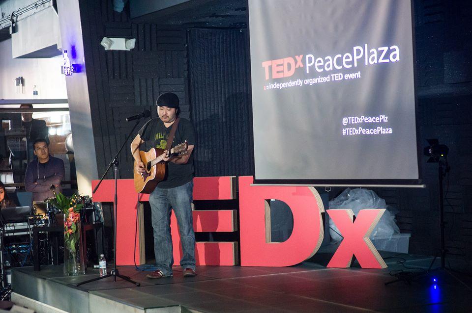 TEDxPeacePlaza 2013 Goh Nakumura