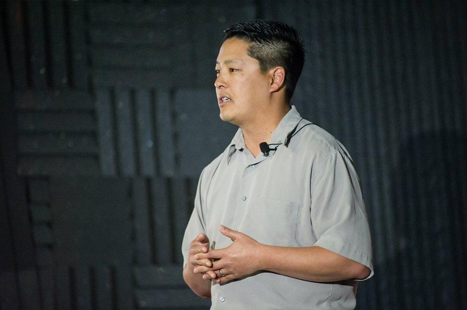 TEDxPeacePlaza 2013 Jon Osaki