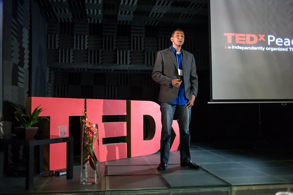 TEDxPeacePlaza 2013 Tulio Cardozo